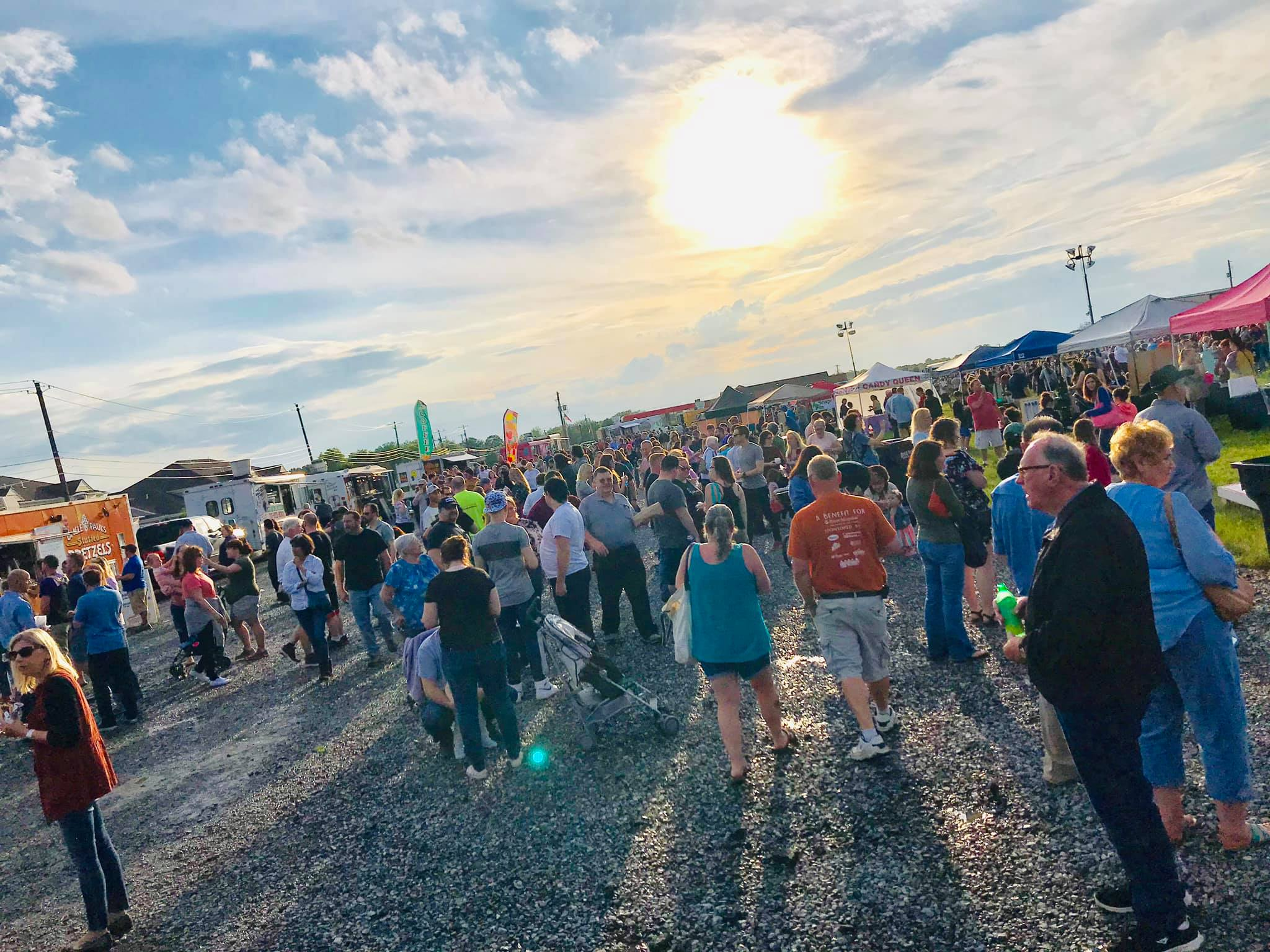 Food Truck Frenzy May 10, 2019 photos