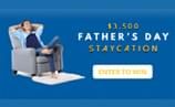 Father's Day Staycation Sweepstakes – You could win $3,500!