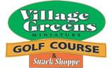 Village Greens Miniature Golf – Listen Mornings To Win A 4-Pack of Tickets