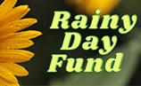 Rainy Day Fund – One lucky winner will receive $4,000 CASH in our Rainy Day Fund Sweepstakes!