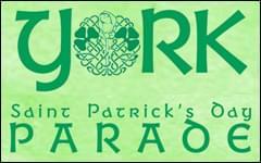 York St. Patrick's Day Parade
