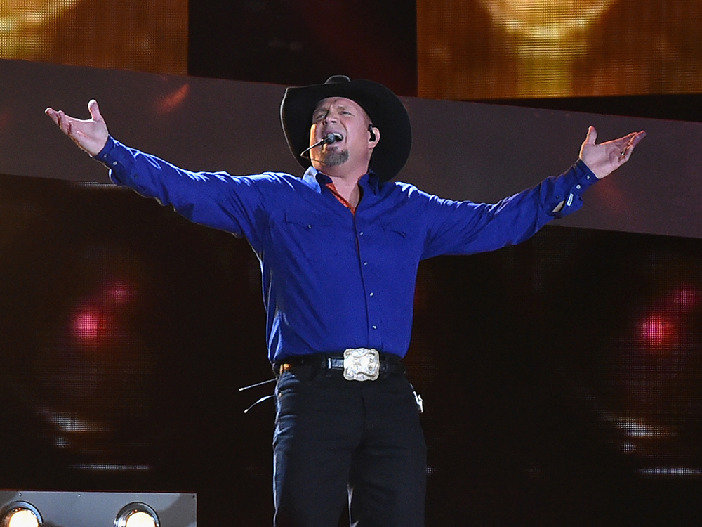 Garth Brooks Joins All-Star Lineup for Randy Travis Tribute Concert