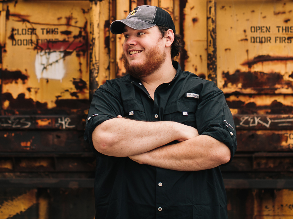 "Luke Combs Announces Debut Album, ""This One's For You,"" Set to Drop in June"