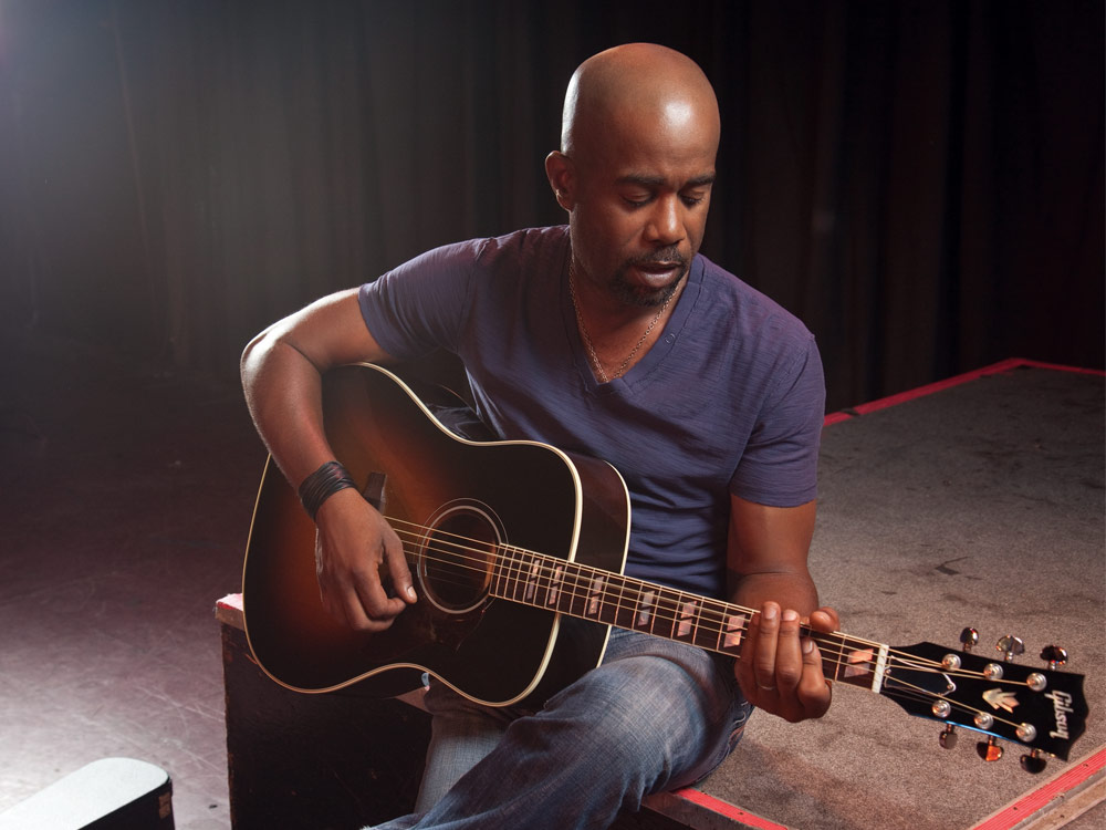 Darius Rucker Announces 8th Annual Benefit Concert for St. Jude Children's Research Hospital