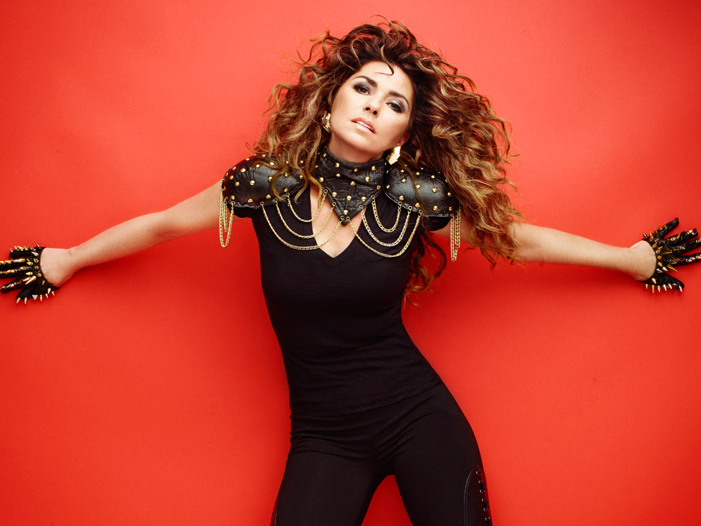 "Shania Twain Will Mentor Finalists on ""The Voice"" on April 24"