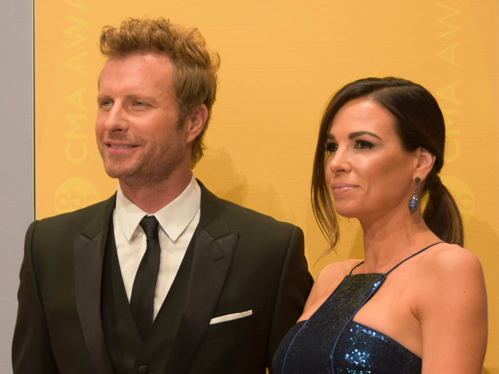 Dierks Bentley's Wife, Cassidy, Raises More Than $22K for Charity in Today's Boston Marathon
