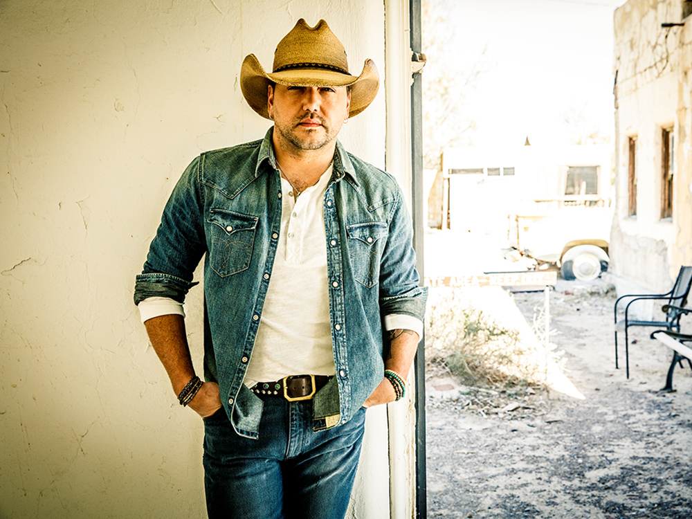 """Jason Aldean Scores 19th No. 1 With """"Any Ol' Barstool""""—Announces New Single, """"They Don't Know"""" [Listen]"""