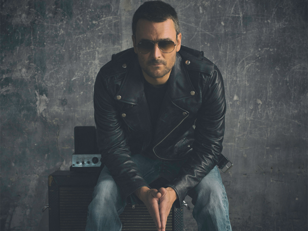"Catch the Lyric Video for Eric Church's Brand-New Single, ""Round Here Buzz"""