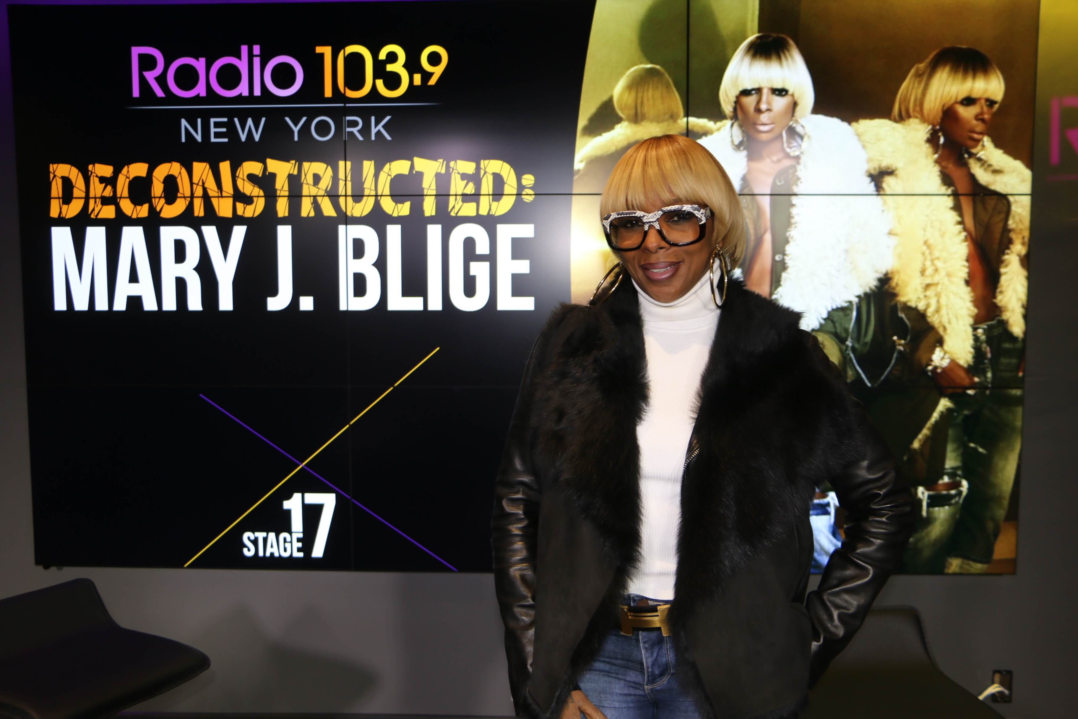Deconstructed: Mary J. Blige