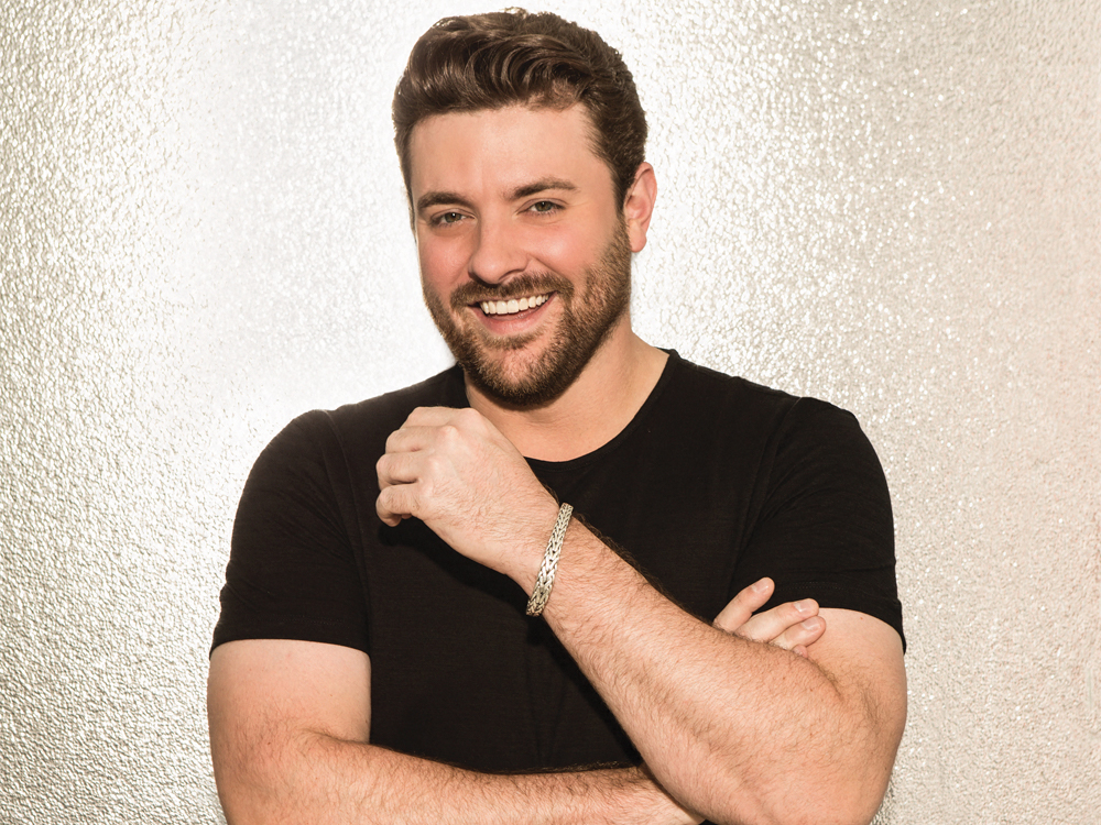 """5 Things Chris Young Wants You to Know About His New Single, """"Losing Sleep,"""" and Upcoming Album"""