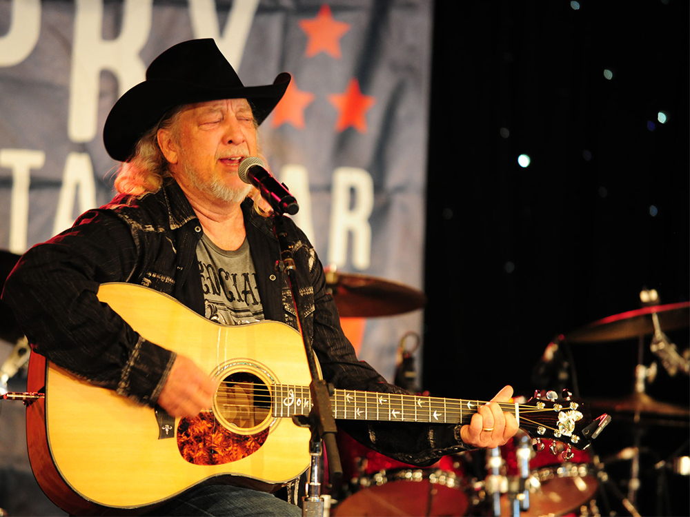 John Anderson to Get Country Music Hall of Fame Exhibit . . . Featuring His Stuffed Alligator