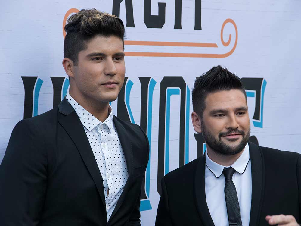 "Dan + Shay, Darius Rucker, Rascal Flatts, Lady Antebellum & More to Team With Earth, Wind & Fire for ""CMT Crossroads"""
