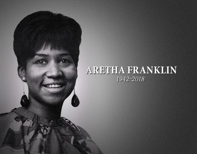 Aretha Frankling, 1942—2018