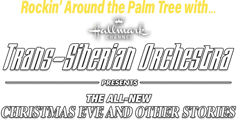 Rockin' Around the Palm Tree with Trans-Siberian Orchestra - Text for your chance to win!