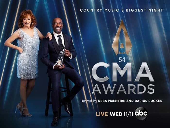 The 54th Annual CMA Awards!