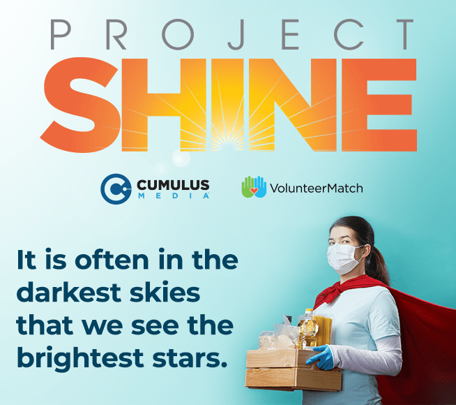 PROJECT SHINE - It is often in the darkest skies that we see the brightest stars.