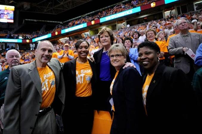 Memorable videos of Pat Summitt