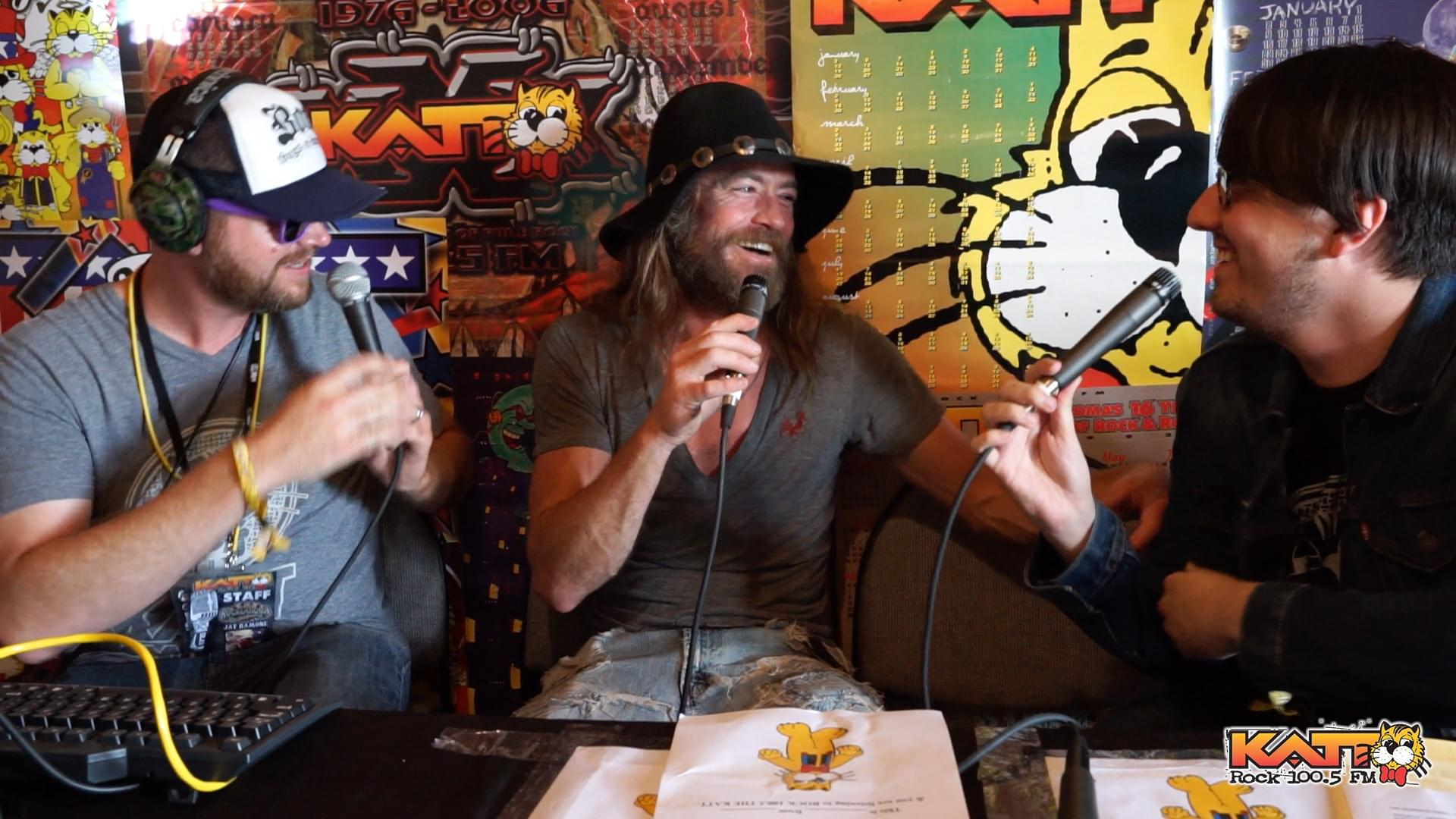 VIDEO: Shaman'sHarvest – KATT Interview | Rocklahoma 2016