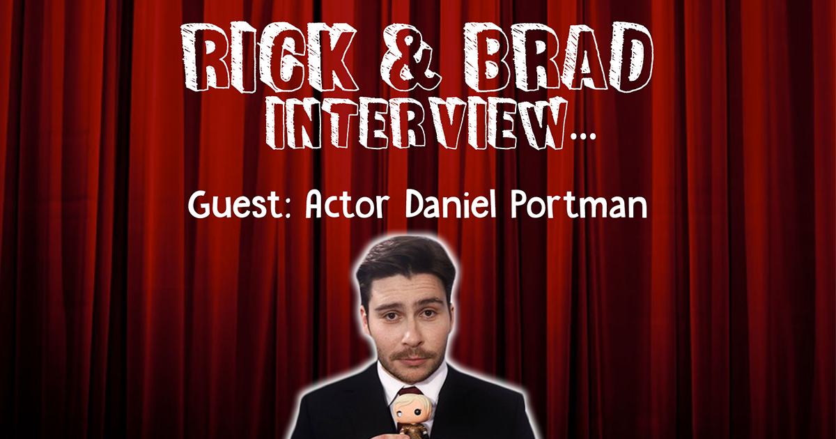 Interview with Daniel Portman From 'Game of Thrones'