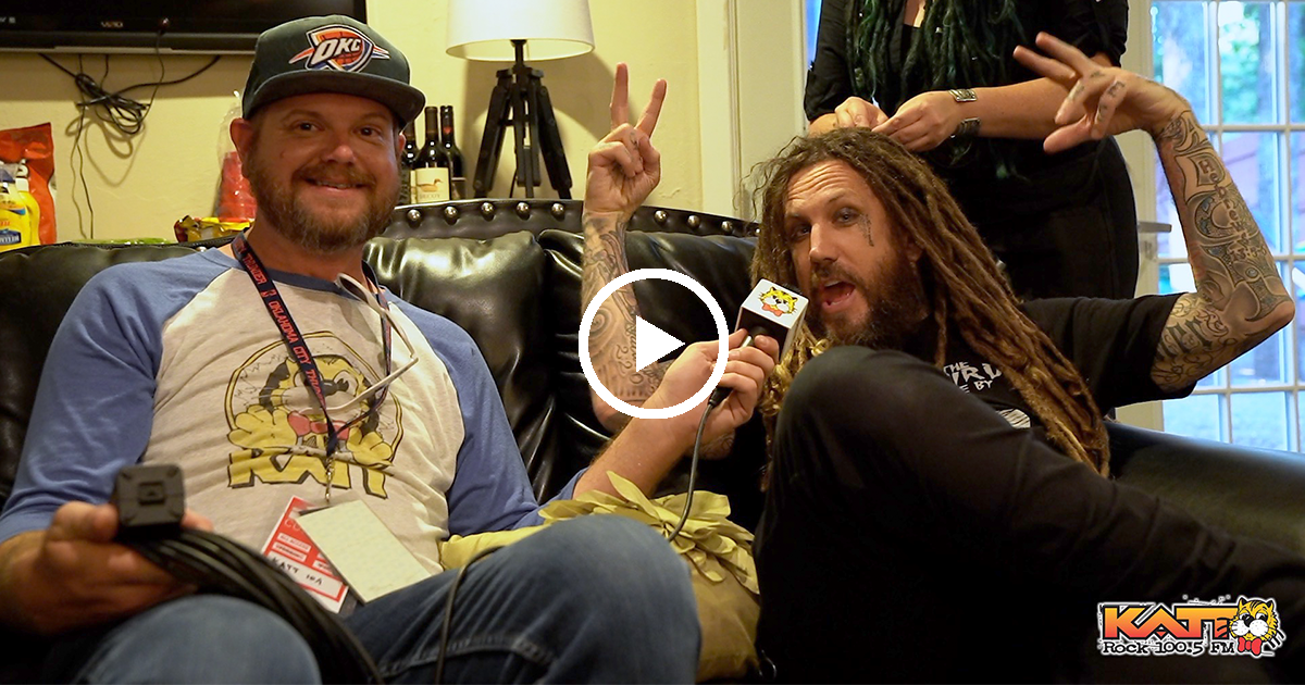 "Interview with Korn's Brian ""Head"" Welch"