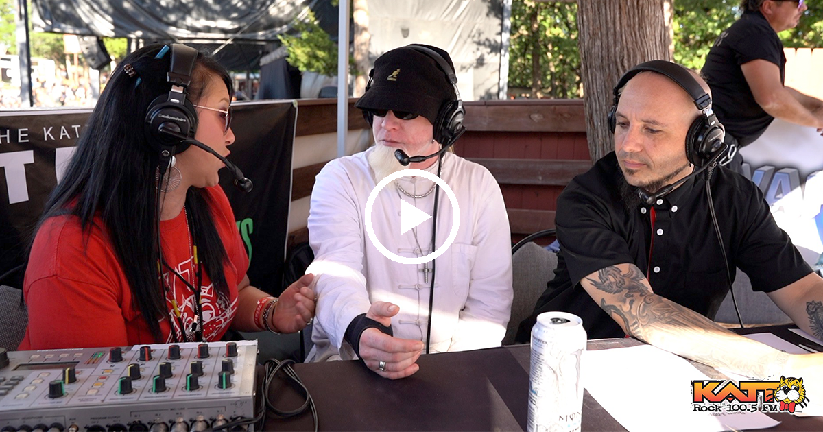 Interview with Gemini Syndrome at KATTFEST