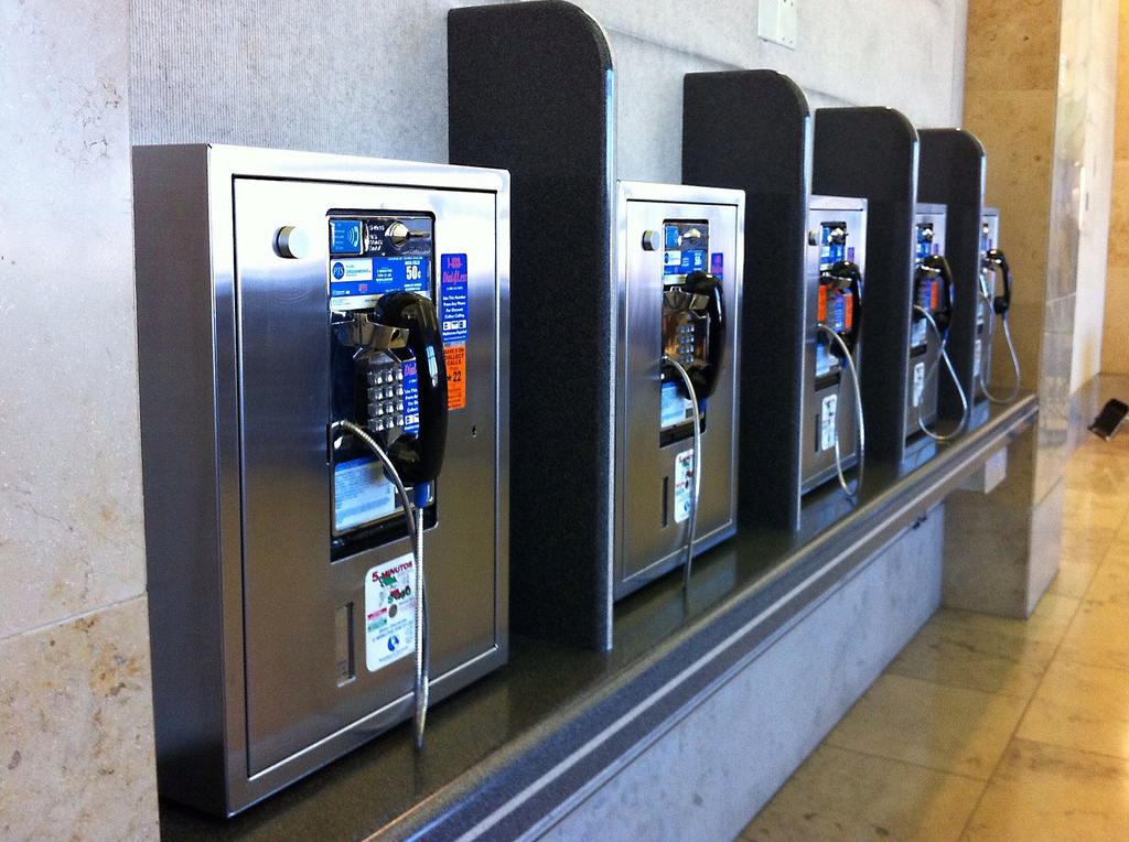 Pay Phones Still Make Hundreds of Millions of Dollars a Year?
