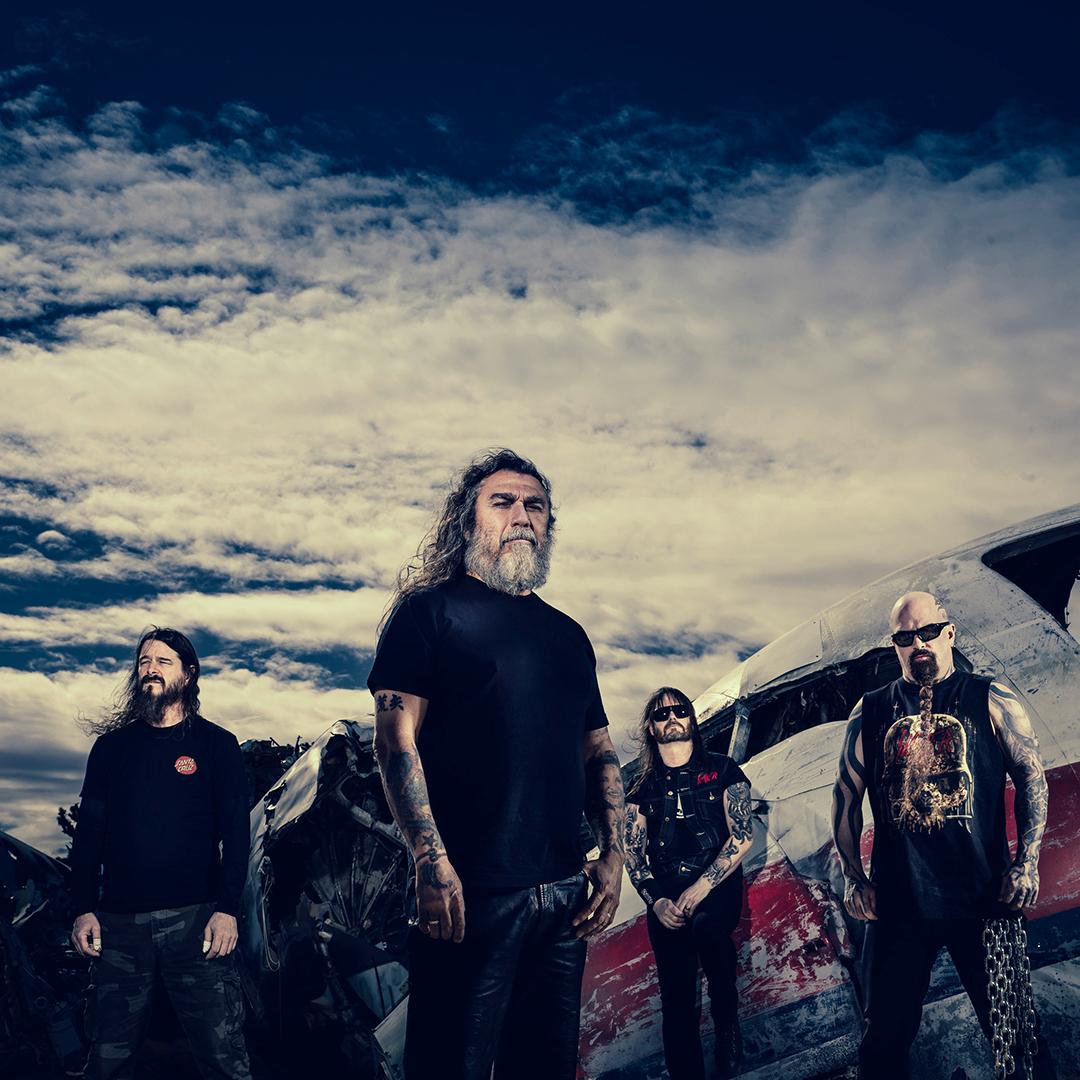 Pre Sale Code | Slayer, Lamb of God, Anthrax & more!