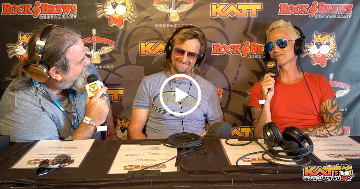 [VIDEO]Brad Copeland talks to Jeff & Eric from STP