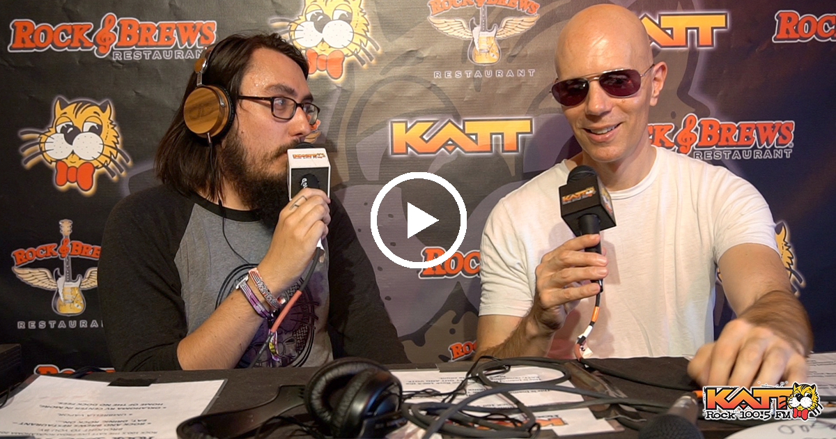 [VIDEO] Billy Howerdel Interview at Rocklahoma