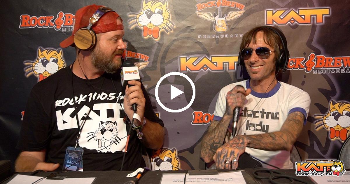 [VIDEO] Shannon Larkin of Godsmack talks KATTFEST