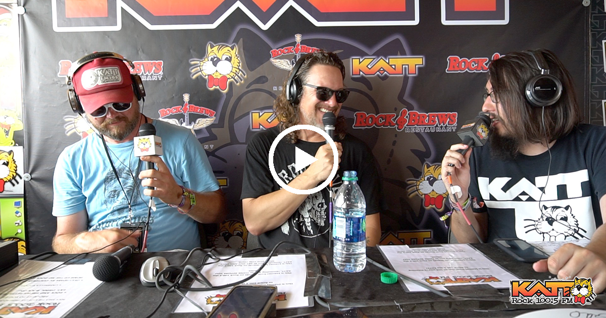 [VIDEO] Jay & Cameron talk to Kevin Martin from Candlebox
