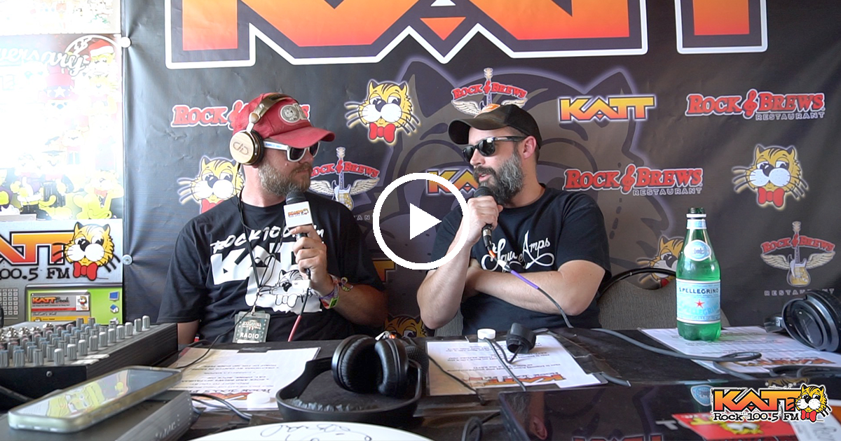 [VIDEO] Jay Ramone talks to Neil Fallon from Clutch