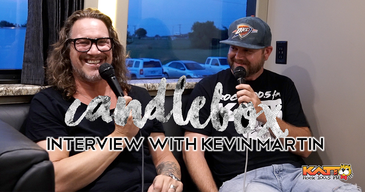 Kevin Martin of Candlebox Interview