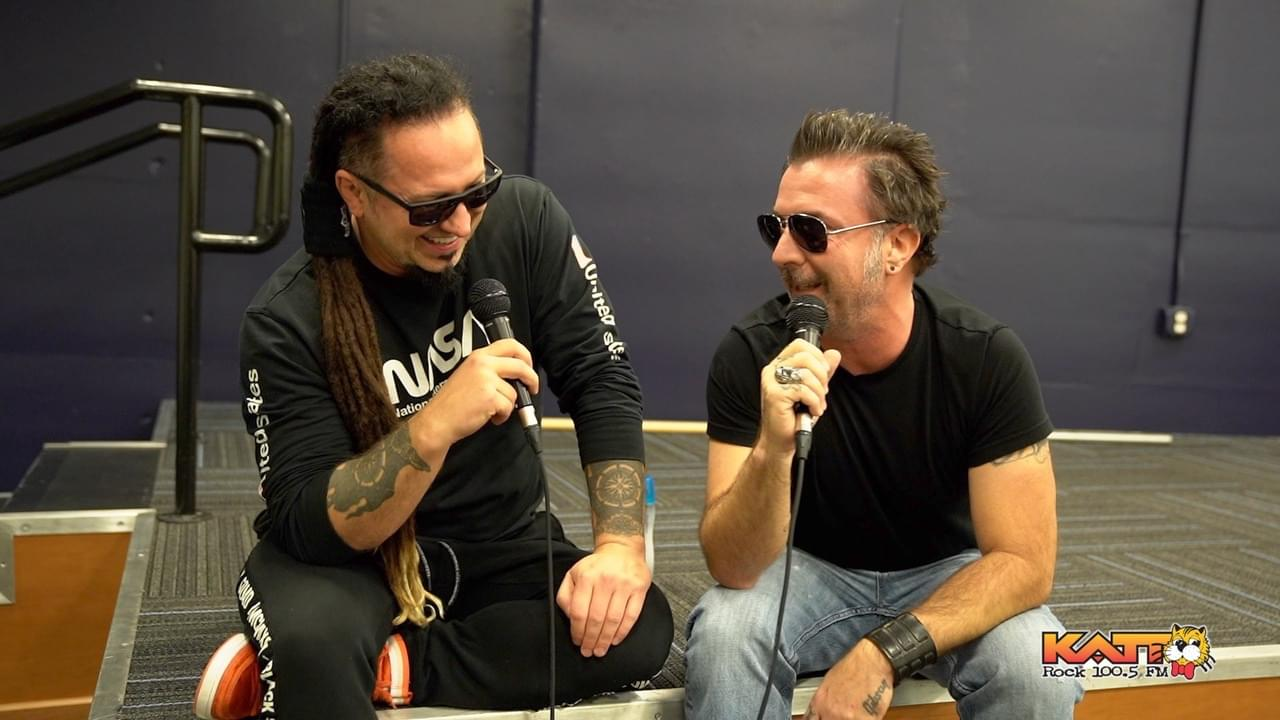 [Video] Jake talks to Zoltan Bathory of FIVE FINGER DEATH PUNCH