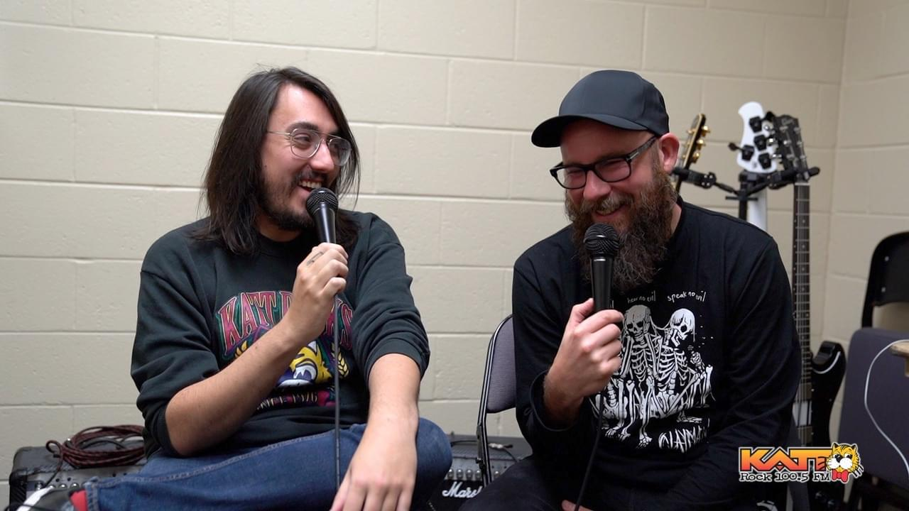 [Video] Cameron talks to Anders Fridén of IN FLAMES