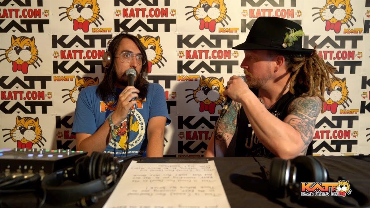 [VIDEO] KATT at Rocklahoma 2019 – Cameron talks to Barry Kerch (SHINEDOWN)