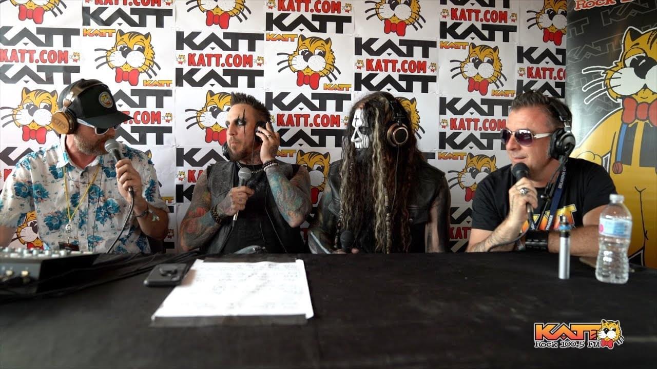 [Video] KATT at Rocklahoma 2019 – Jake & Jay talk to Travis Johnson & Randy Wetzel (IN THIS MOMENT)