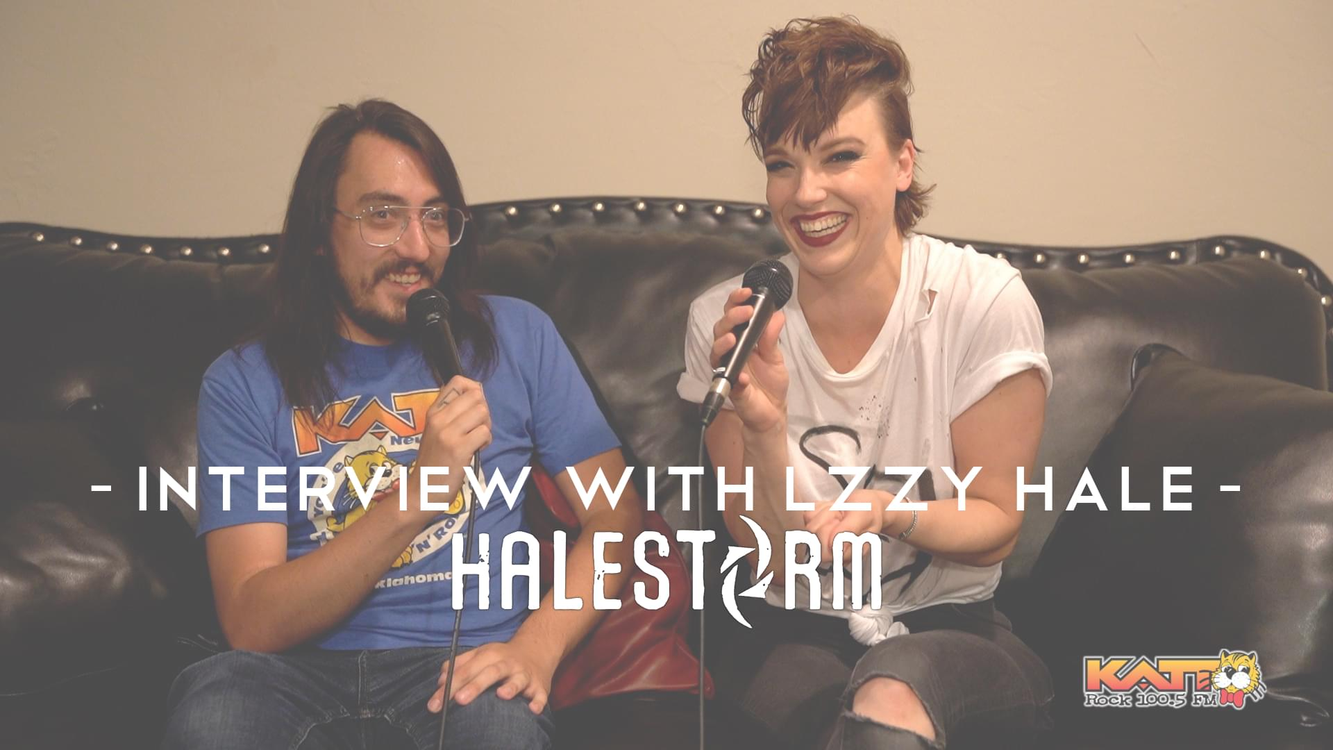 Lzzy Hale Interview with Cameron Buchholtz | Zoo Amphitheatre