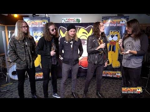 [Video] Cameron talks to TYLER BRYANT AND THE SHAKEDOWN