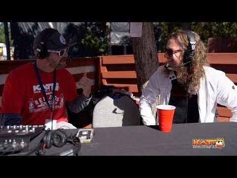 [VIDEO] KATTFest 2019 – Jay talks to Kevin of CANDLEBOX