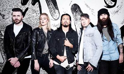 Pop Evil | Diamond Ballroom