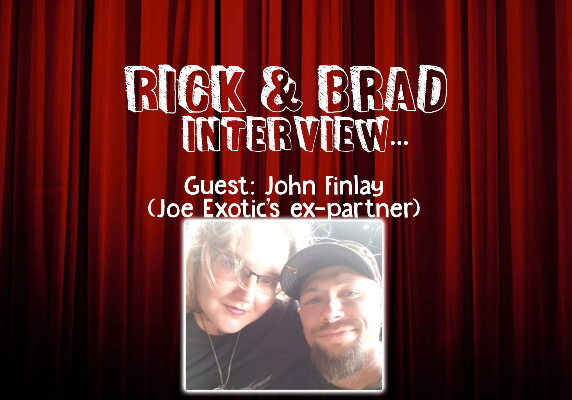 John Finlay Interview (Joe Exotic's ex-partner)