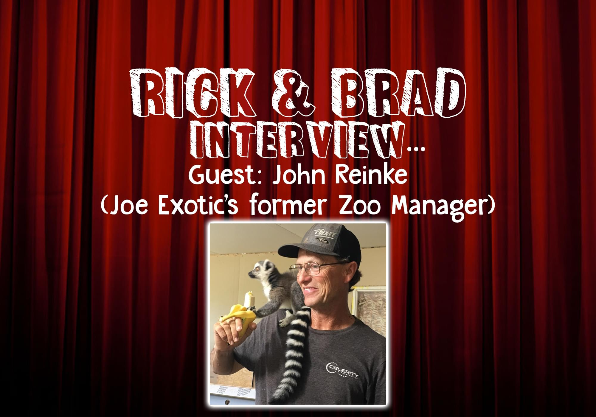 John Reinke Interview (Former Joe Exotic Zoo Manager)