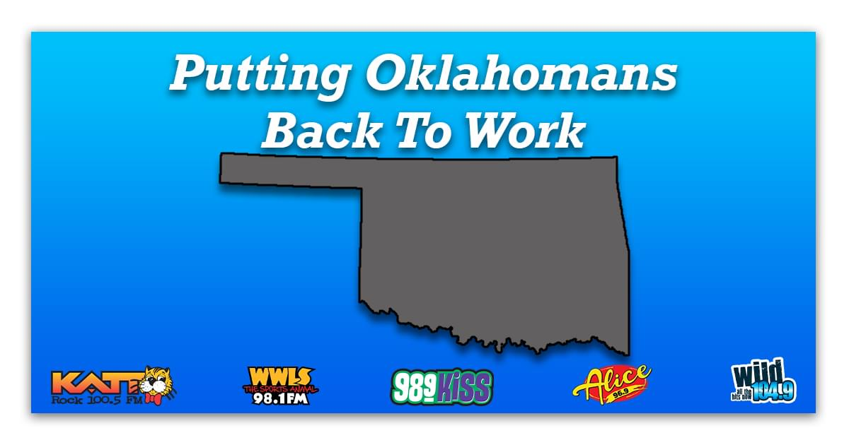 Putting Oklahomans Back To Work