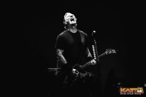 Metallica performs live at the BOK Center