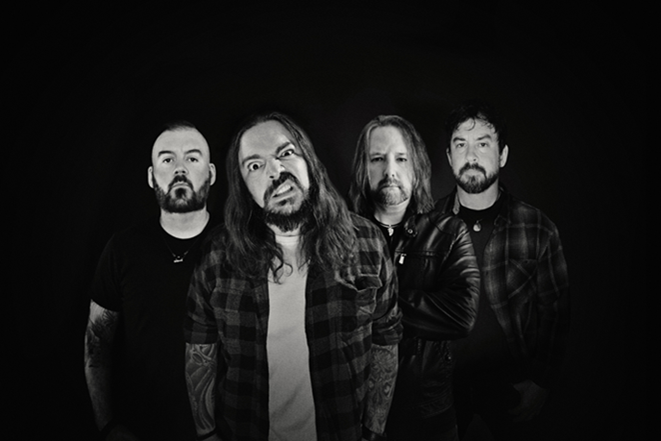 Seether Drummer John Humphrey Talks New Single & Album