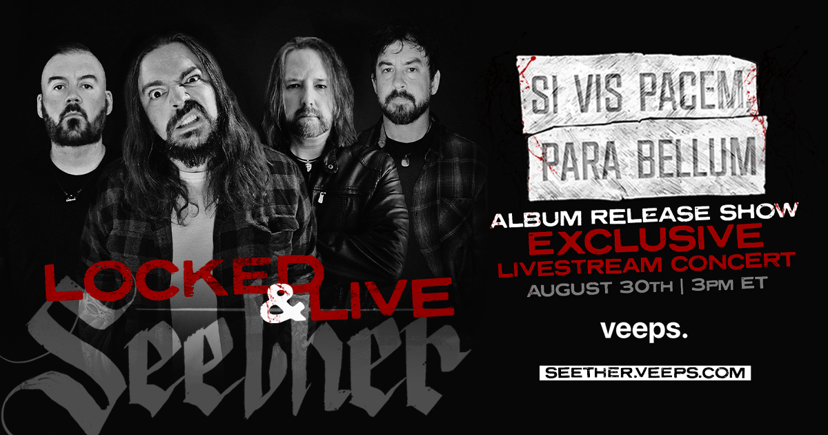 Win A Copy Of Seether's New LP and Reissues!
