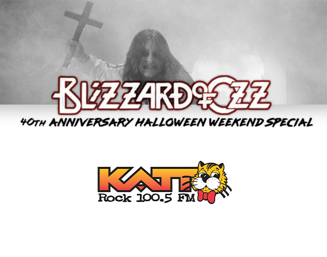 Blizzard of Ozz Halloween Special!