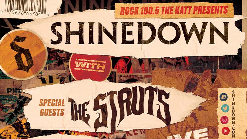Concert Announcement: Shinedown, The Struts, & Zero 9:36