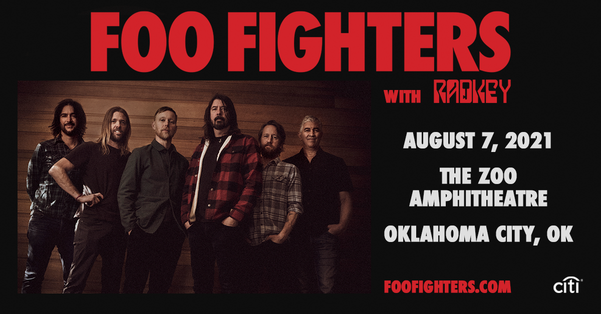 Foo Fighters | Zoo Amphitheatre 8/7